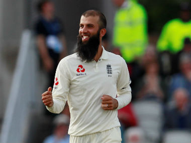 Moeen Ali and Chris Woakes turned the tide in England's favour with a rapid eighth-wicket stand of 117 on Day 4. Reuters