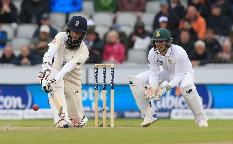 Moeen Ali blitz steers England into dominant position against Proteas on Day 4 at Old Trafford