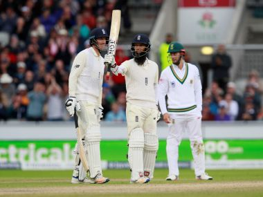 England vs South Africa: Moeen Ali stars on rain curtailed Day 3 as hosts close in on Test series win