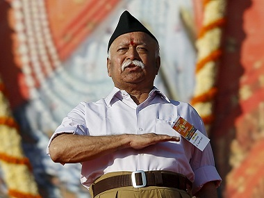 Mohan Bhagwat defies restraint hoists flag in Kerala school Why RSS did not fly Tricolour for 52 years