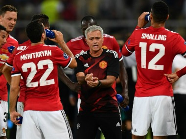 UEFA Super Cup: Jose Mourinho believes Manchester United will benefit from Real Madrid defeat