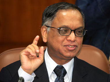 Narayana Murthy shares concern of CEA Arvind Subramanian over lack of reliable job data