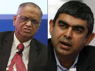Infosys board blames Narayana Murthy's 'continuous assault' for Vishal Sikka's exit