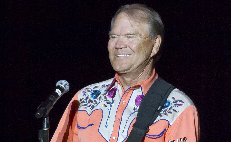 On Glen Campbell's death, remembering the 'Rhinestone Cowboy' singer-songwriter