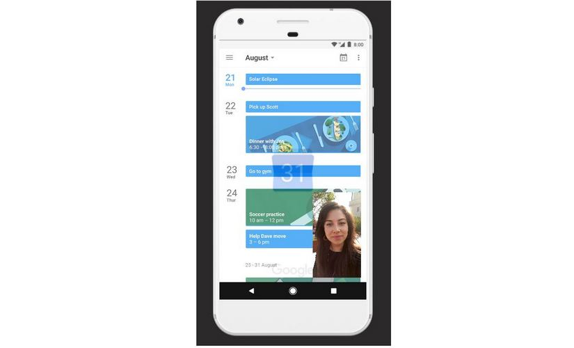 Android Oreo picture in picture mode