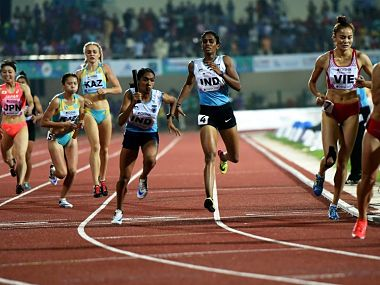 IAAF World Athletics Championships 2017: India's 4x400 metres relay teams crash out in qualifying round