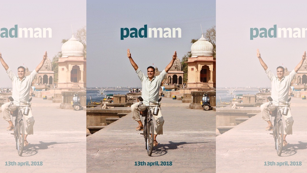 2.0 - Padman release dates issue: Akshay Kumar breaks his silence on 'clash'