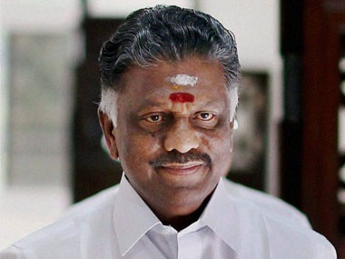 O Panneerselvam says AIADMK will win Tamil Nadu byelections by margin of 50000 votes