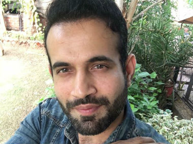 Irfan Pathan faces fundamentalists' flak for celebrating Hindu festival Raksha Bandhan