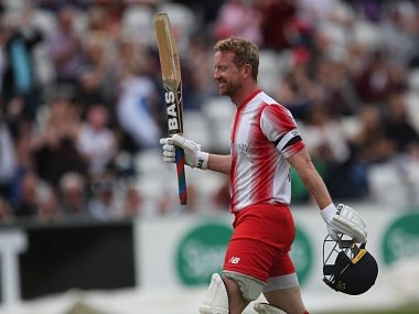 Former England player Paul Collingwood reveals he has been approached for World XI squad for Pakistan tour