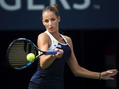 Former World No 1 Karolina Pliskova confident of performing well at WTA Finals without a coach