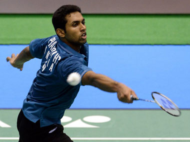 New Zealand GPG: HS Prannoy fails to convert match points, Sourabh Verma ousted by giant-killer Lee Cheuk Yiu
