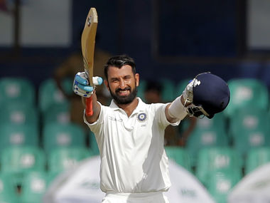 India vs Sri Lanka: Cheteshwar Pujara's journey to 50 Tests and 4,000 runs in graphics