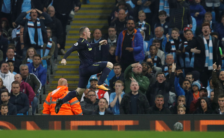 Rooney's 200th Premier League goal, Mourinho's Etihad trip and Alonso's brace, best moments from week 2