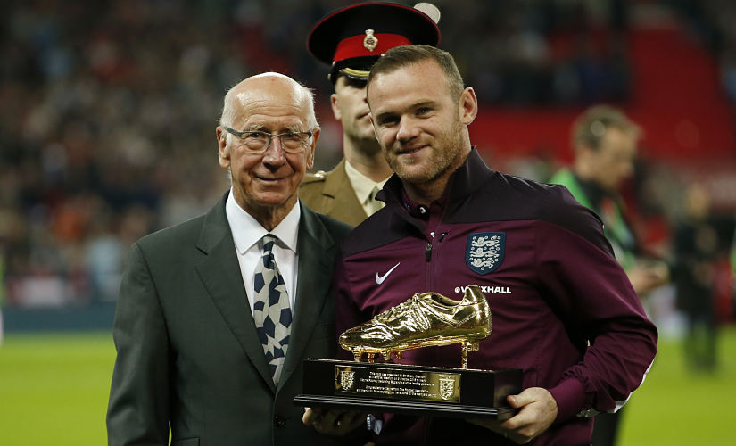 Wayne Rooney retires from international duty Journey from teen sensation to record England scorer