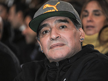 Diego Maradona's charity game 'Match for Unity' will feature Sourav Ganguly, Dhanraj Pillay, confirms organisers