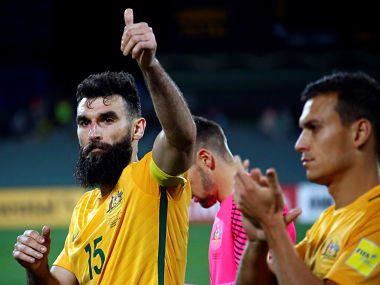 World Cup qualifiers Australia captain Mile Jedinak to miss crucial fixtures due to groin injury