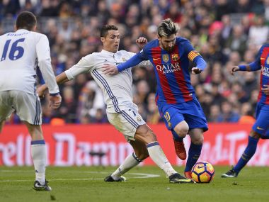 La Liga: Real Madrid's Cristiano Ronaldo wants guard of honour from Barcelona players at El Clasico