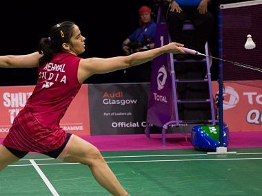Denmark Open Superseries Premier: Saina Nehwal dictated terms against Carolina Marin; PV Sindhu suffered disappointing loss