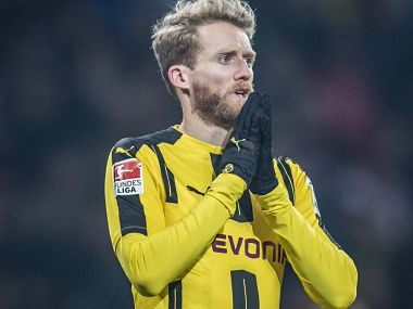 Bundesliga: Andre Schuerrle to miss four weeks of new season due to thigh injury, confirm Borussia Dortmund