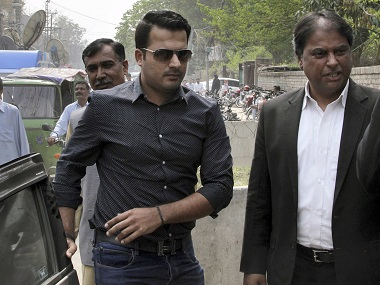 Sharjeel Khan's appeal against 5-year ban for spot-fixing dismissed by PCB's adjudicator