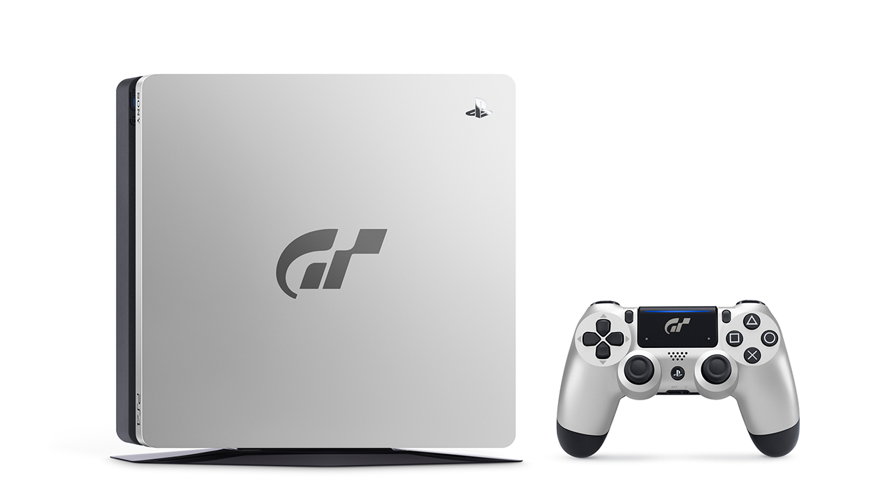 Gran Turismo will have its very own limited edition PS4 console