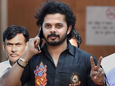 BCCI set to appeal against Kerala High Court's order to lift life ban on Sreesanth, claims report