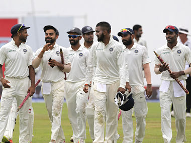 India vs Sri Lanka: Virat Kohli and Co thump hosts by an innings and 171 runs, complete first overseas whitewash