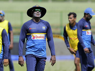 Sri Lanka government set up crisis panel to arrest cricket's rapid decline in the country