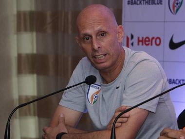 AFC Asian Cup 2019 India coach Stephen Constantine announces 23member squad for upcoming tournament in UAE