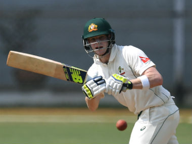 File image of Australia captain Steve Smith in action. AP