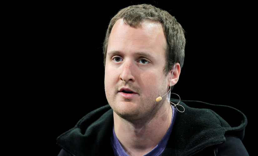 Ted Livingston, founder and CEO of Kik Messenge. Reuters