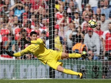 Chelseas Thibaut Courtois files for libel and defamation against former Belgium manager Marc Wilmots