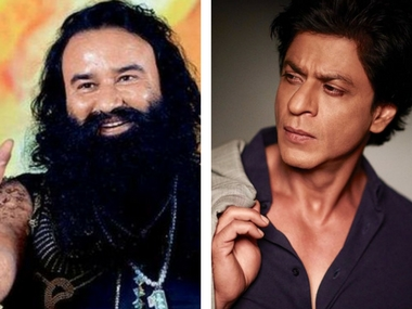 Shah Rukh Khan's reaction to Ram Rahim verdict may be chopped off from TED Talks: Nayi Soch