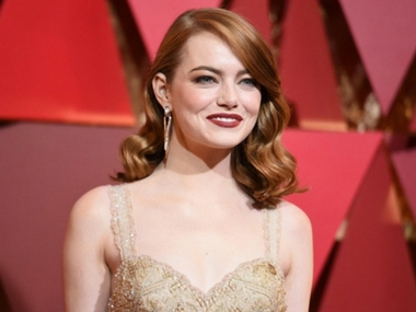 Emma Stone becomes world's highest paid actress for 2017 with earnings totalling $26 million