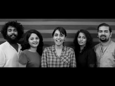 Indian A capella group sings Pakistan's national anthem on 71st Independence Day