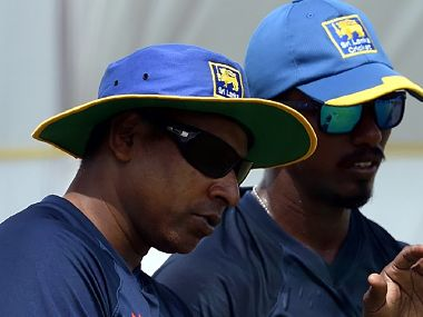 India vs Sri Lanka: Hosts' bowling coach Chaminda Vaas satisfied with spinners' performance on Day 1