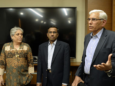 COA demands removal of top BCCI office-bearers for non-compliance of Lodha Panel reforms