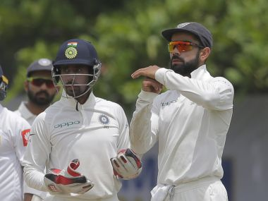 India vs Sri Lanka: Virat Kohli's cold, calculative captaincy has kept his team ticking in Test cricket