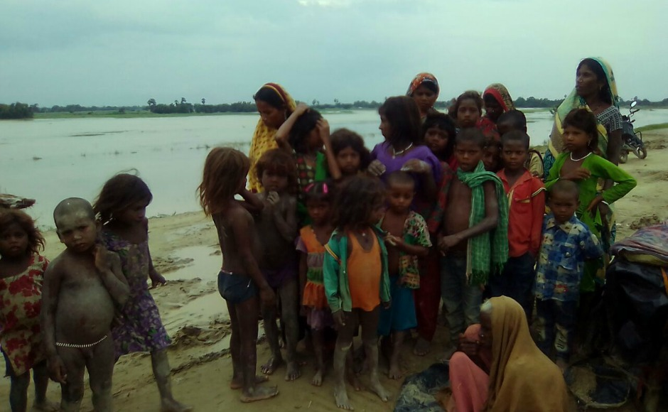 Bihar floods: Thousands forced to flee homes as continuous rains worsen situation