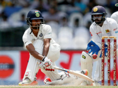 India vs Sri Lanka: Wriddhiman Saha, Hardik Pandya need to consolidate on Day 2 to put visitors back in control
