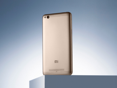 The Xiaomi Redmi 4A was launched in March 2017.