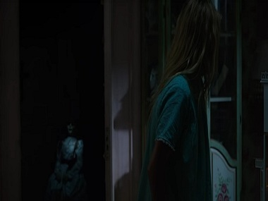 Annabelle: Creation — Two new clips from David Sandberg's film are rather anti-climatic