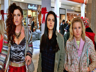 A still from A Bad Moms Christmas. Twitter