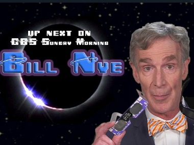 Bill Nye in Bill Nye the Science Guy. Image from Twitter.