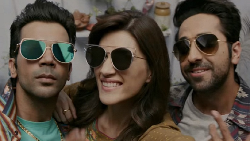 Bareilly Ki Barfi Ayushmann Rajkummar are perfect foils for Kriti Sanons careerbest act