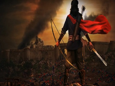 First look of Sye Raa Narayana Reddy