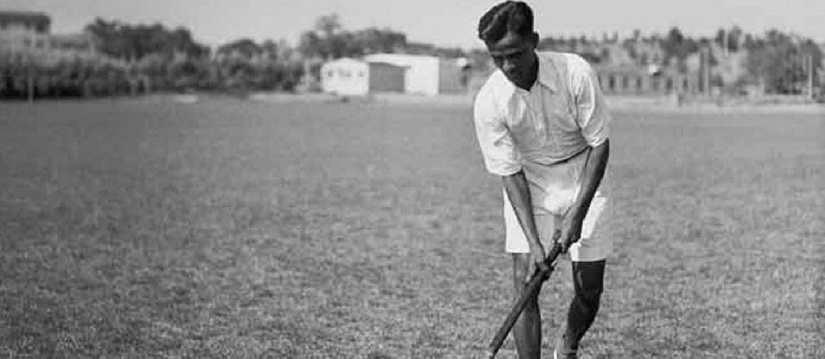Dhyan Chand. Twitter