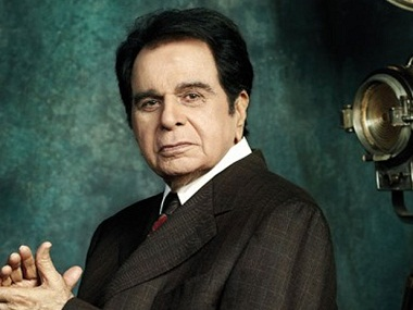 Dilip Kumar. File Photo