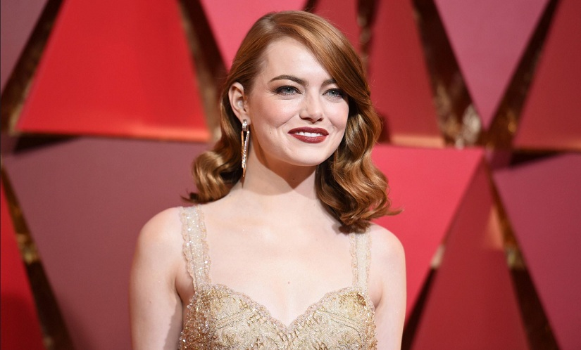 Emma Stone. Image from Twitter.